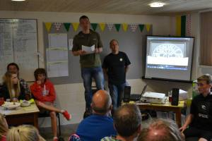 Club dinner and prize presentation @ Charnwood Arms