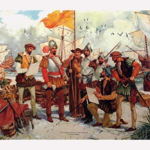 The First Description of an Iroquoian People: Spaniards Among the Tuscaroras before 1522
