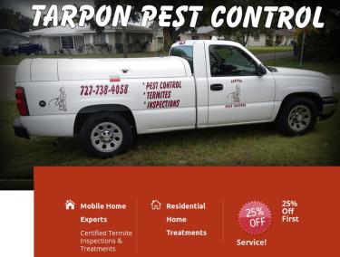 Tarpon Pest Control