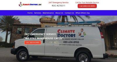 Climate Doctors HVAC AZ