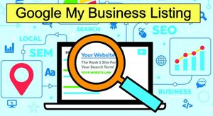 Google My Business Listing GMB