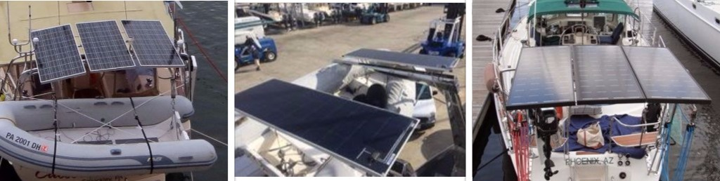 Simple Boat Wiring 10 Popular Spots To Install Solar Panels On Your Boat