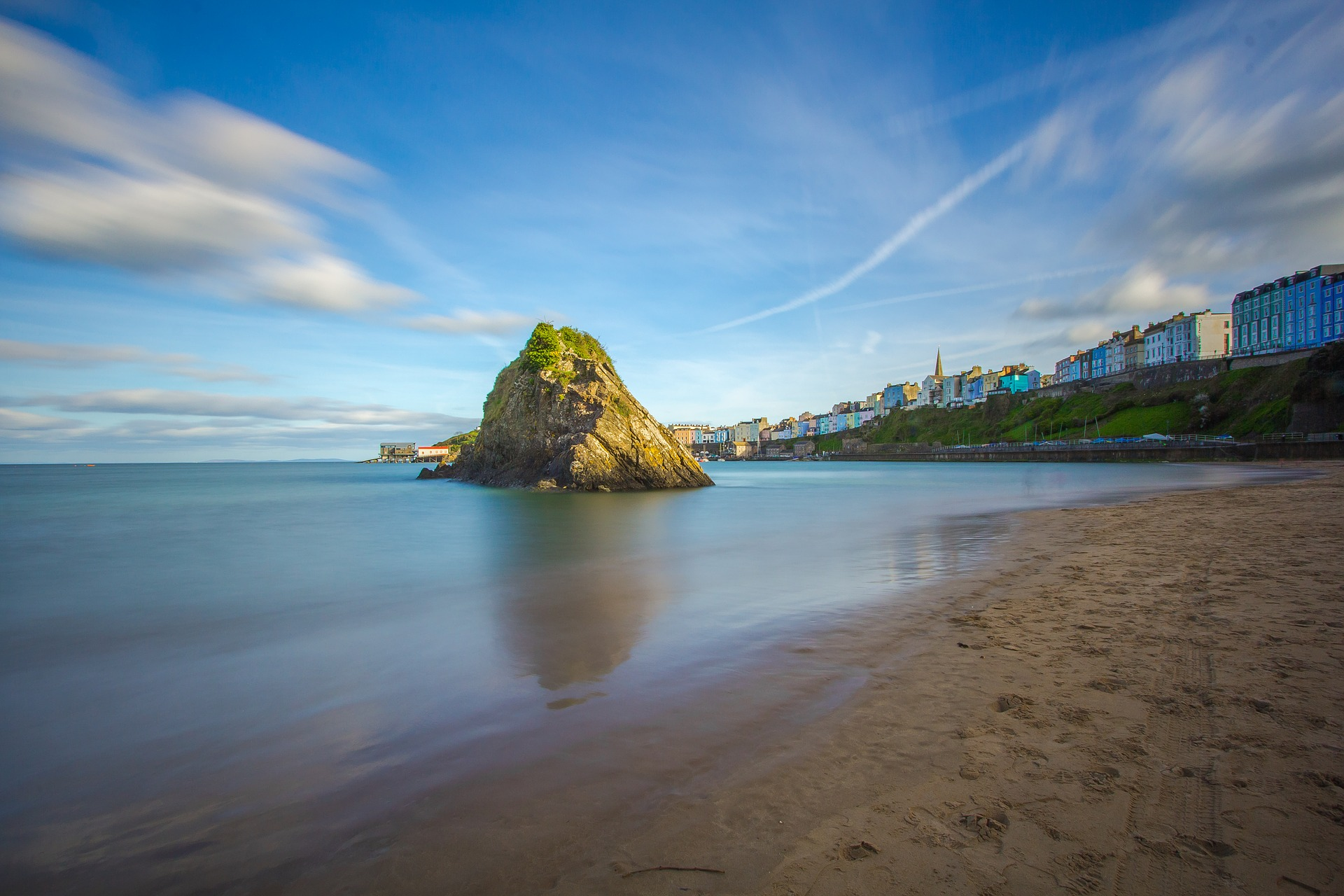 Beaches In Tenby - Guide Pembrokeshire