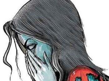 Woman gangraped