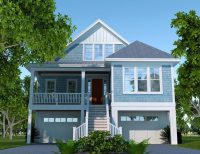 Abigail's Cottage - Coastal Home Plans