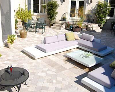 outdoor living areas charleston mount