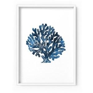 Hamptons Blue Coral