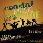 Coastal Music LIVE Social Media Ad