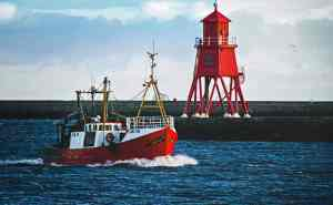 Commercial fishing supplies