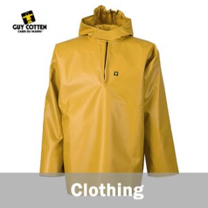 Commercial fishing protective clothing workwear