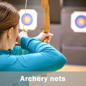archery nets