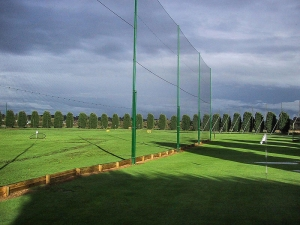 golf course net fence