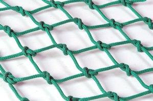 Trawl netting: 4mm x 85mm inside polyethylene
