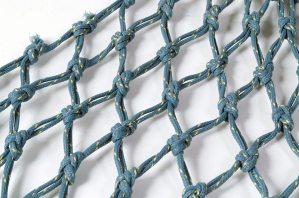 Trawl netting: Double 4mm x 115mm