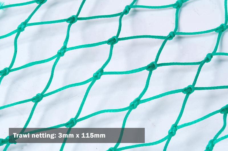 Trawls & trawl netting - Coastal Nets Limited