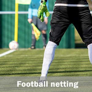 football netting supplier installer
