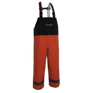 Grundens Balder Bib and Brace protective workwear trouser