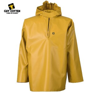 Guy Cotten short smock with hood