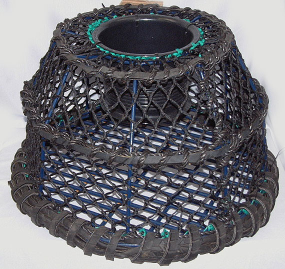 Inkwell crab pot