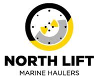North Lift marine haulers logo