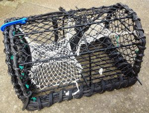 Side entry crab pot