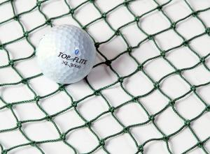 Golf Netting 22mm x 1.8mm Green Nylon