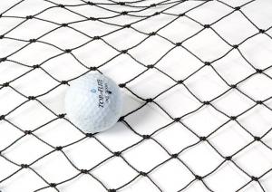 Golf Netting Black 28mm