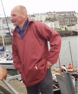 Fisherman's breton smock
