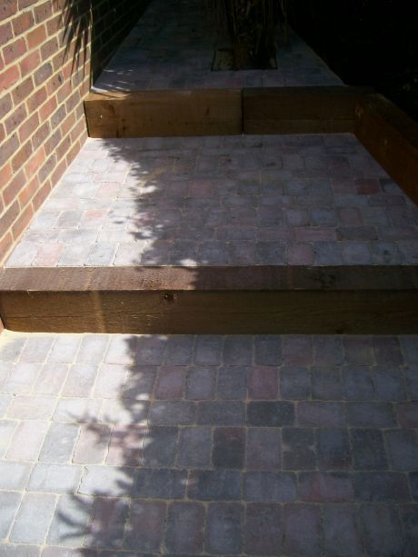 Edging for Paving Projects  Coastal Paving