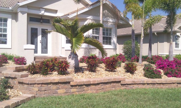 lawn service landscaping port