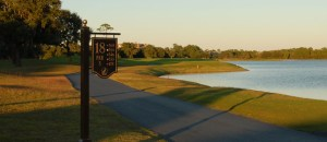 The private Pete Dye golf course at DeBordieu.