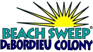 Beach Sweep DeBordieu logo