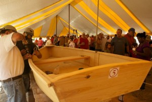 Wooden Boat Show builders