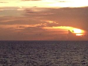 trip sunset