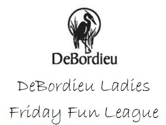 DeBordieu Club Ladies Friday Fun League