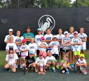 DeBordieu Tennis Kids