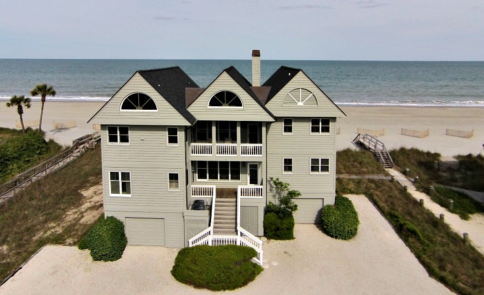New Ocean Front Listing at DeBordieu $1,250,000