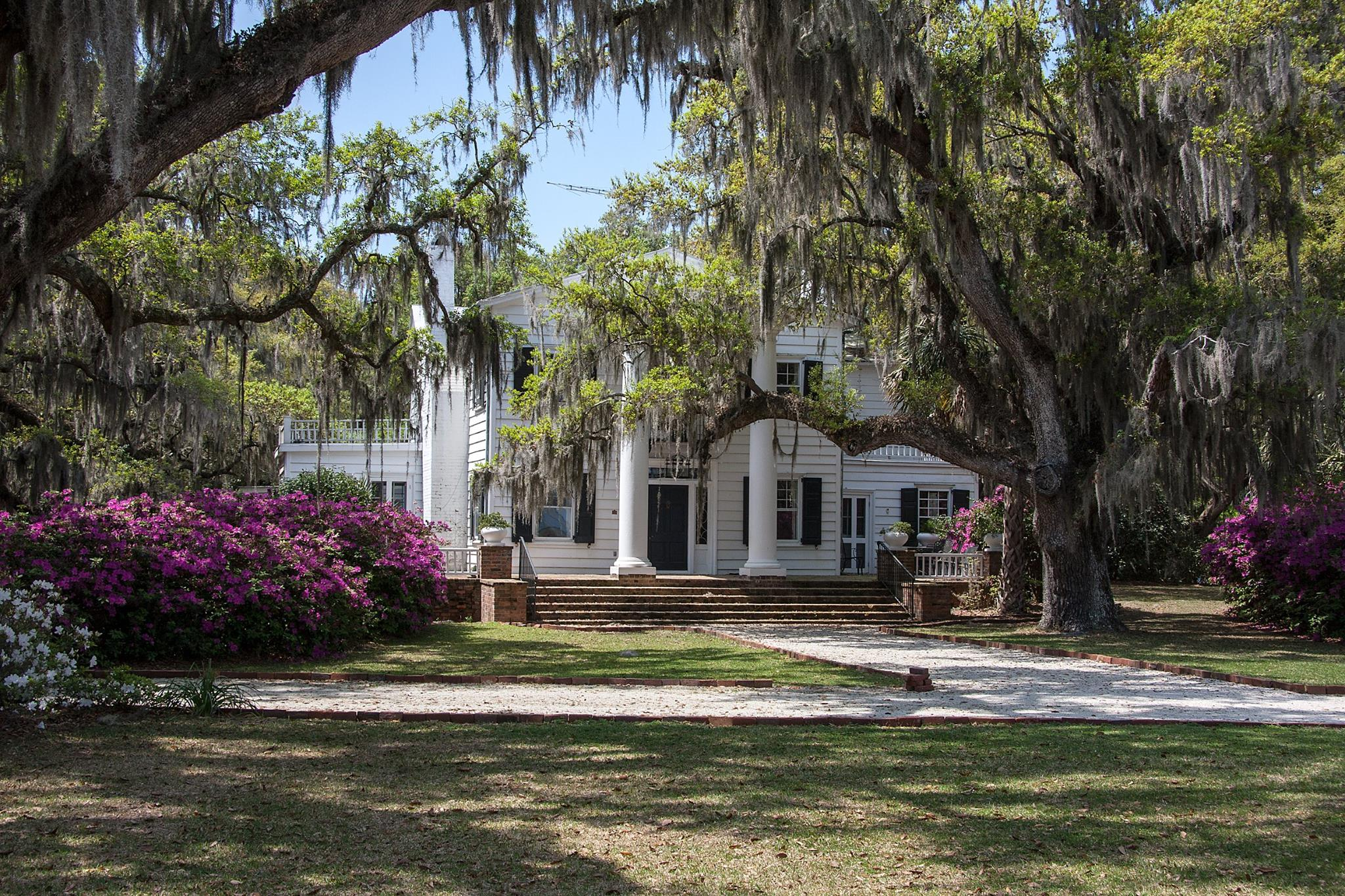 Plantation Tours in the South Carolina Lowcountry