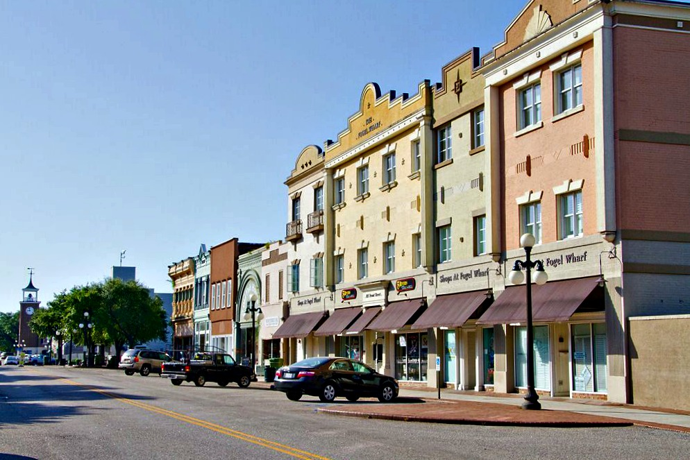 Urban Living Meets History at Fogel Wharf in Georgetown, SC