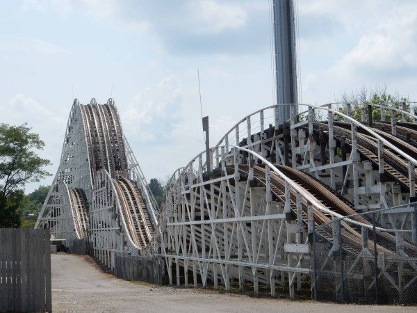 Visit Kings Island Trip Report - Coaster101