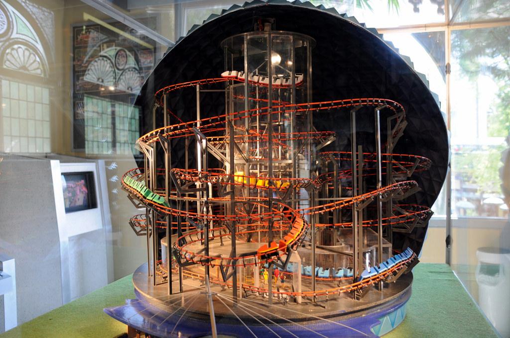 Eurosat at Europa Park Undergoing Extensive Renovation  Coaster101