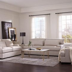 Living Room Furniture Picture Gallery White Leather Chairs For Inspiration