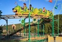 Big Apple Wacky Worm Roller Coasters