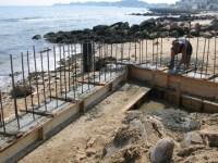 Bulkheads, Seawalls, Marine Construction  Coastline