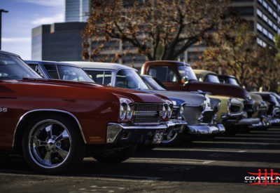 Motor 4 Toys line up of Classic Cars