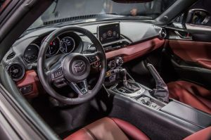 Mazda Miata MX-5 Interior Dashboard