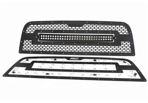 Grille with Light Bar Kit