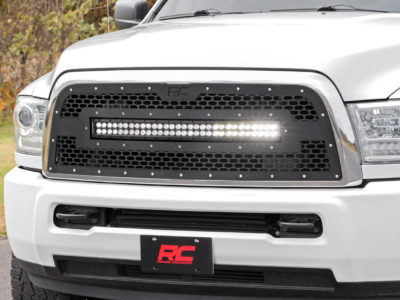 Grille Light Bar