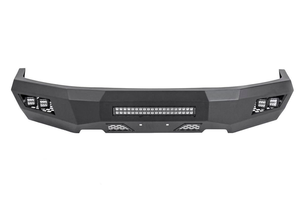 15-18 F150 Front LED Bumper