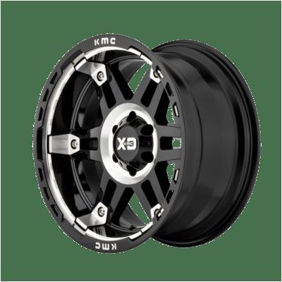 KMC XD Series XD840 Silver